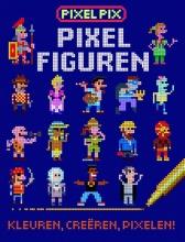 Joshua George , Pixel figuren