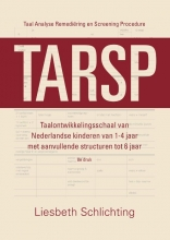 Liesbeth Schlichting , TARSP - Taal Analyse Remediëring en Screening Procedure