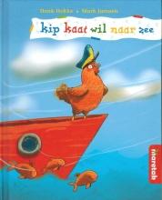 Henk Hokke , Kip kaat wil naar zee