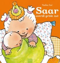 Pauline Oud , Saar wordt grote zus