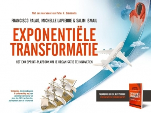 Francisco  Palao, Michelle  Lapierre, Salim  Ismail Exponentiële transformatie