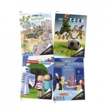 , Pakket Zoeklicht dyslexie bovenbouw AVI M5-E5 (4 titels)
