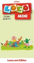 , Loco mini lezen met kikker (boekje)