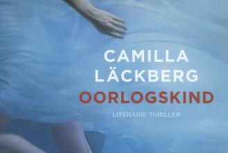 Camilla  Läckberg Oorlogskind DL