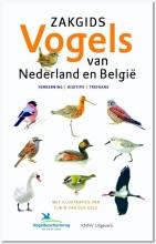 Jip Louwe Kooijmans Luc Hoogenstein  Ger Meesters, Zakgids Vogels van Nederland en België