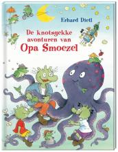 Erhard  Dietl De knotsgekke avonturen van opa Smoezel