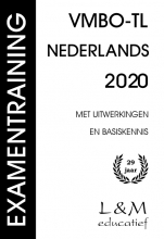 Gert P. Broekema , Examentraining Vmbo-tl Nederlands 2020