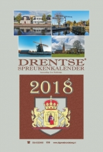 Jent  Hadderingh Drentse spreukenkalender 2018