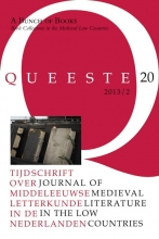 A Bunch of Books. Book Collections in the Medieval Low Countries [=Queeste 20 (2013) 2]