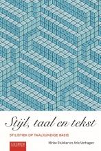 Arie Verhagen Ninke Stukker, Stijl, taal en tekst