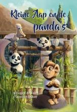 Willemijn de Weerd Kleine aap en de panda`s