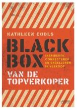 Kathleen Cools , Black box van de topverkoper