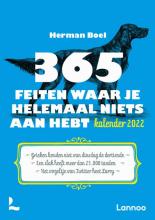 Herman Boel , 365 feiten waar je helemaal niets aan hebt