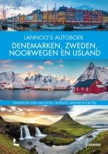 , Lannoo`s Autoboek Denemarken, Zweden, Noorwegen en IJsland
