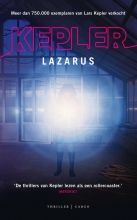 Lars Kepler , Lazarus