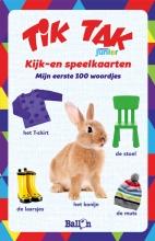 , Tik Tak Kijk- en speelkaarten
