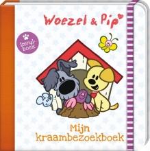 Guusje  Nederhorst Kraambezoekboek Woezel en Pip