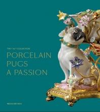 Claire Dumortier , Porcelain Pugs. A passion
