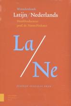Harm Pinkster , Woordenboek Latijn Nederlands