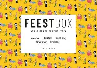 Floor Denil Chrostin  ARNOLEON  Laura Janssens  Frommelrommel, FEESTbox