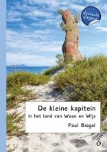 Paul  Biegel De kleine kapitein in het land van Waan en Wijs -dyslexie uitgave