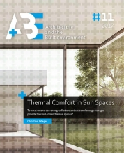 Christian  Wiegel Thermal comfort in sun spaces