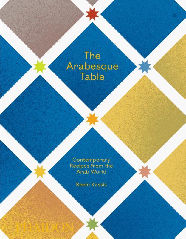 Reem Kassis, Hans Stofregen,The Arabesque Table