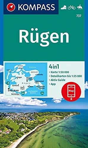 ,Rügen 1:50 000