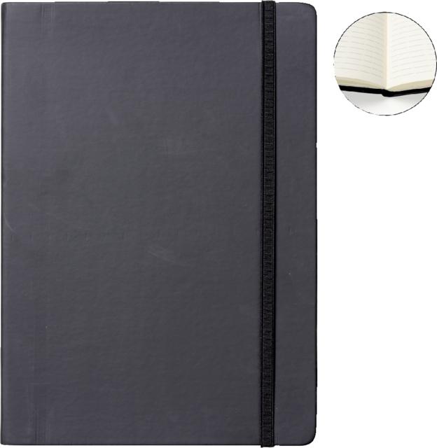 ,Notitieboek Quantore A4 zwart