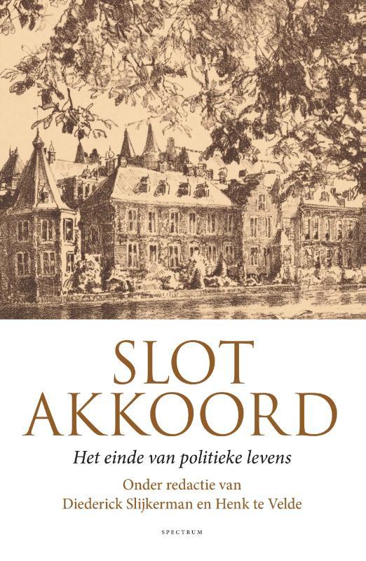 Diederick Slijkerman,Slotakkoord