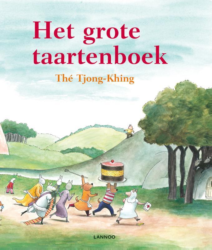 Tjong-Khing The, Thé Tjong-Khing,Het grote taartenboek