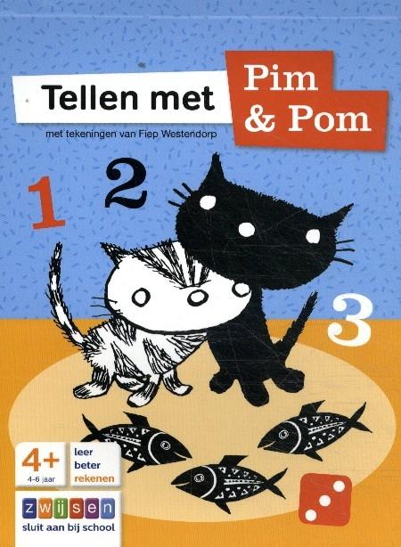 Fiep Westendorp,Tellen met Pim en Pom