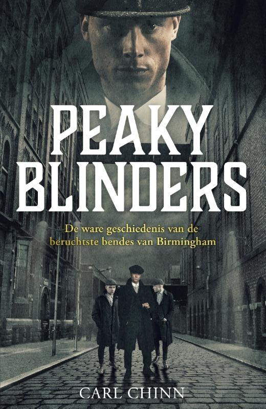 Carl Chinn,Peaky Blinders