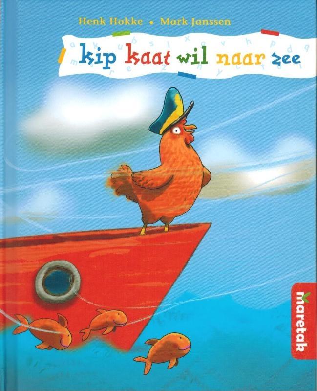 Henk Hokke,Kip kaat wil naar zee