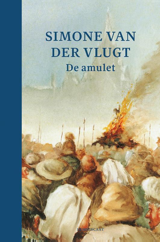 Simone van der Vlugt,De amulet