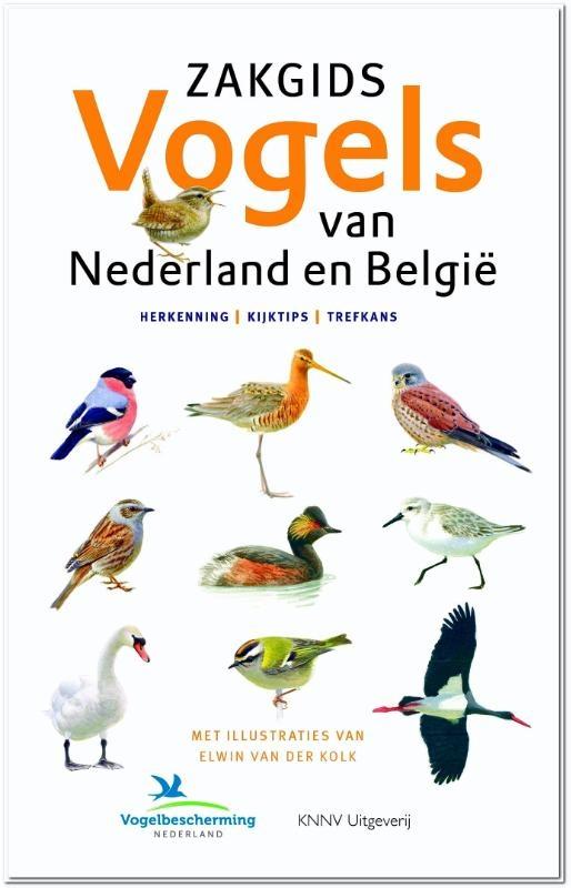 Luc Hoogenstein, Ger Meesters, Jip Louwe Kooijmans,Zakgids Vogels van Nederland en België