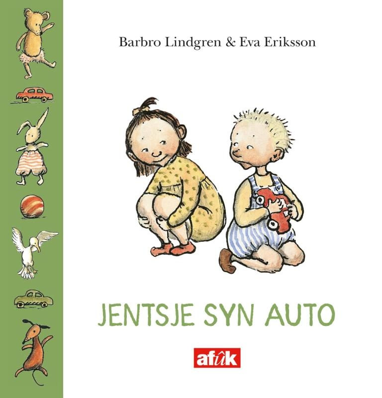 Barbro Lindgren,Jentsje syn auto