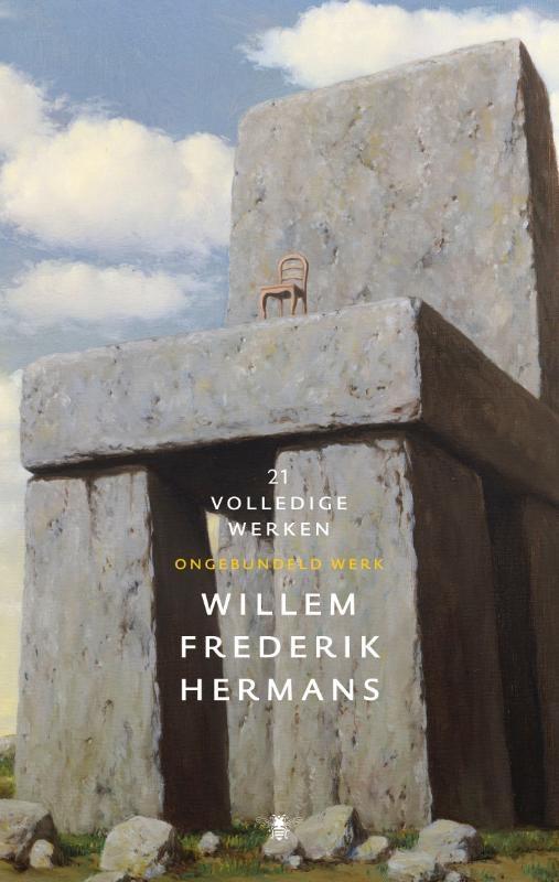 Willem Frederik  Hermans,Volledige werken deel 21