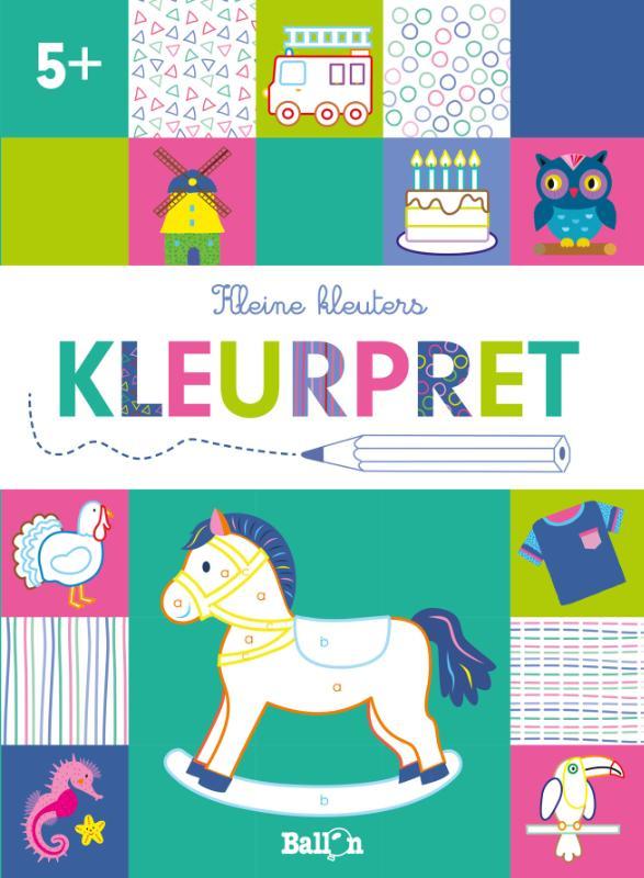 ,Kleurpret 5+