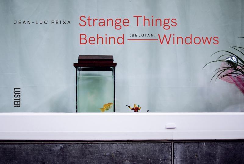 Jean-Luc Feixa,Strange Things Behind Belgian Windows