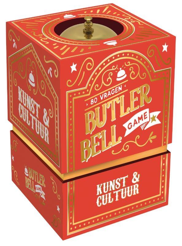 ,Butler Bell Game Kunst en Cultuur