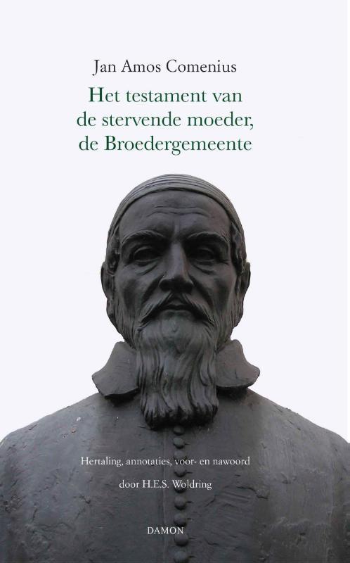 Jan Amos Comenius,Het testament van de stervende moeder