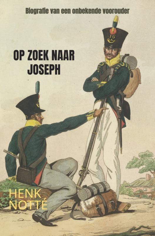 Henk Notté,Op zoek naar Joseph