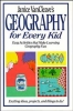 VanCleave, Janice,Janice VanCleave`s Geography for Every Kid