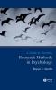 Saville, Bryan K,Guide to Teaching Research Methods in Psychology