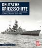 Jak P. Mallmann-Showell,Deutsche Kriegsschiffe