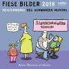 ,Fiese Bilder 2018 Postkartenkalender