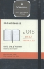 ,Moleskine 12 month planner - daily - pocket - black - soft cover