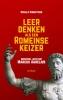 <b>Donald  Robertson</b>,Leer denken als een Romeinse keizer