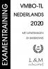 Gert P. Broekema,Examentraining Vmbo-tl Nederlands 2020